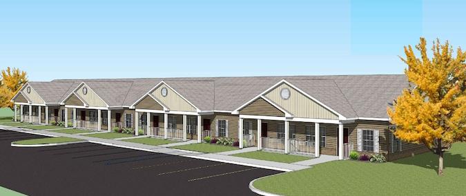 McClernon Villas rendering