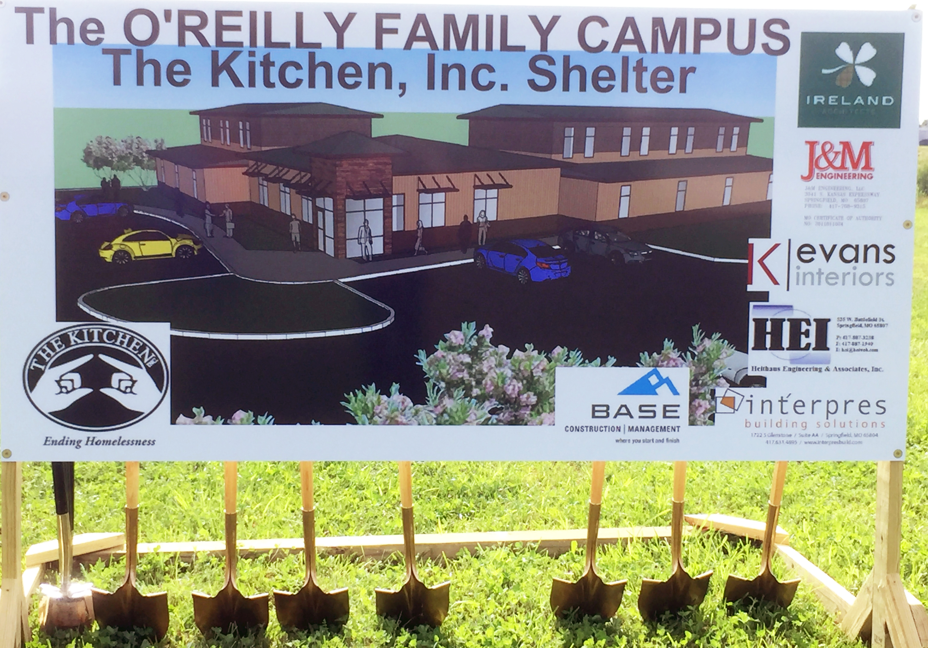 The Kitchen Inc Breaks Ground On New Campus The Kitchen Inc
